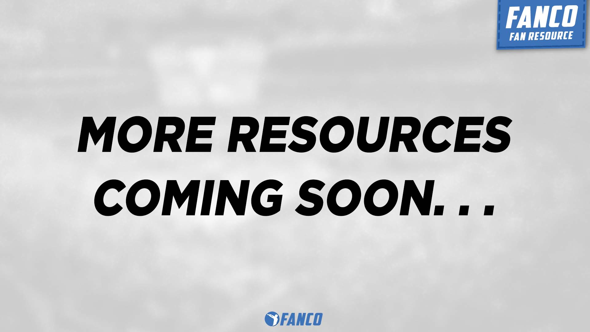 more wrestling resources coming soon