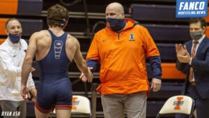 Read more about the article Illini Wrestling Coach Jim Heffernan Announces Retirement