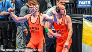 Read more about the article Committee backs changing wrestling rules for correcting in-match timing errors