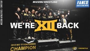 Read more about the article Mizzou Wrestling Program Returns To Big 12 Conference