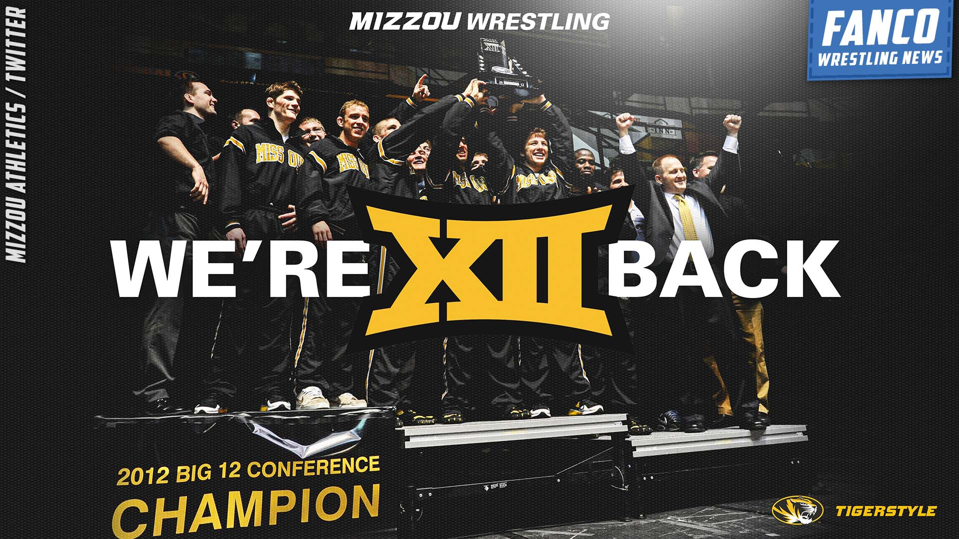 You are currently viewing Mizzou Wrestling Program Returns To Big 12 Conference