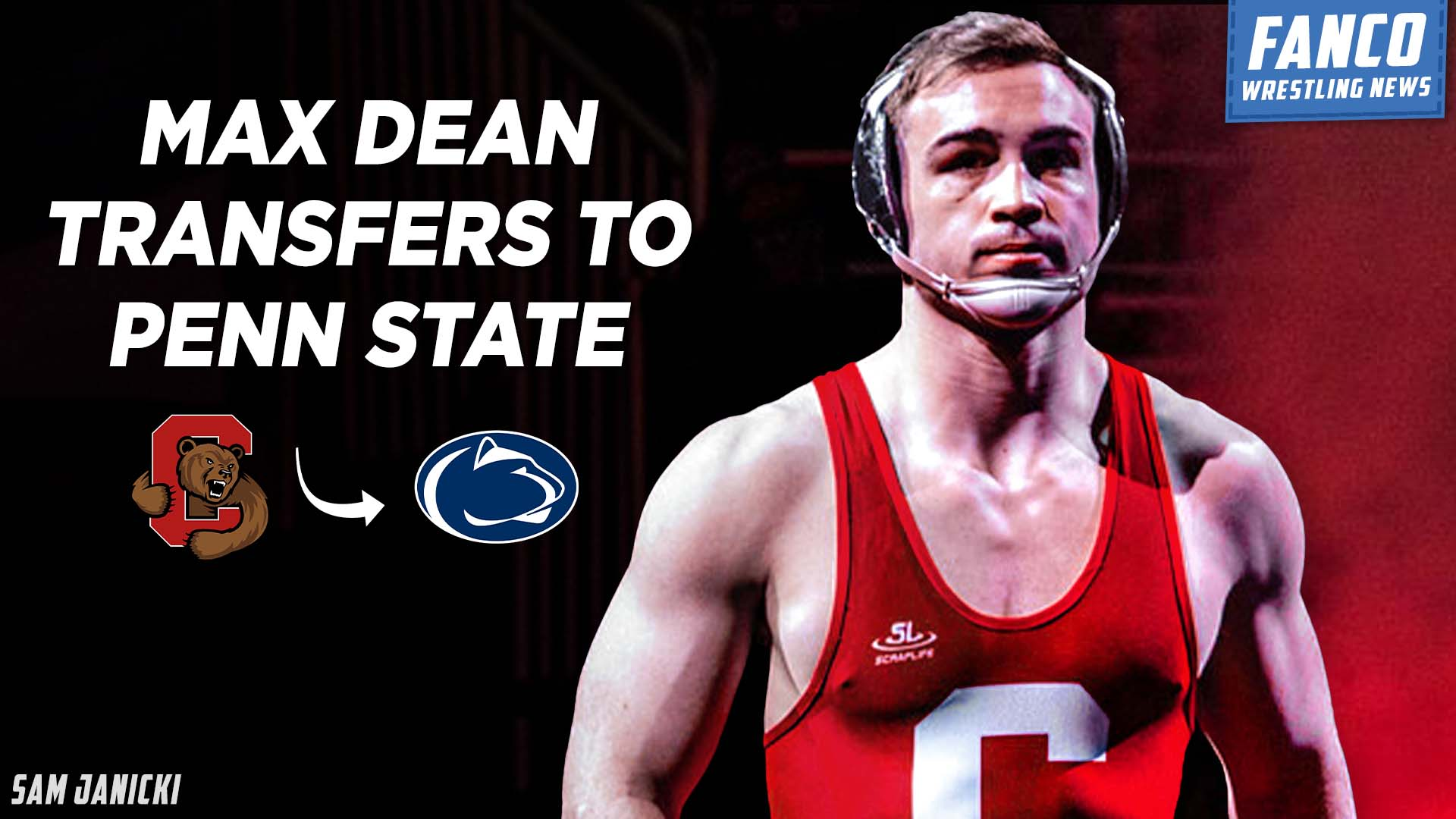 You are currently viewing Max Dean is Officially a Nittany Lion!