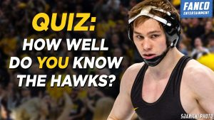 Read more about the article How Well Do You Know Iowa Wrestling? Quiz