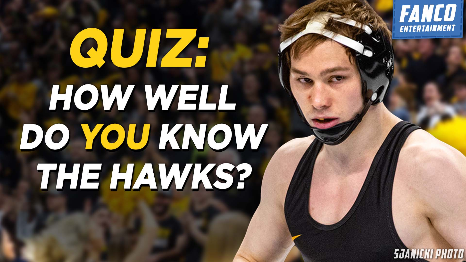 You are currently viewing How Well Do You Know Iowa Wrestling? Quiz