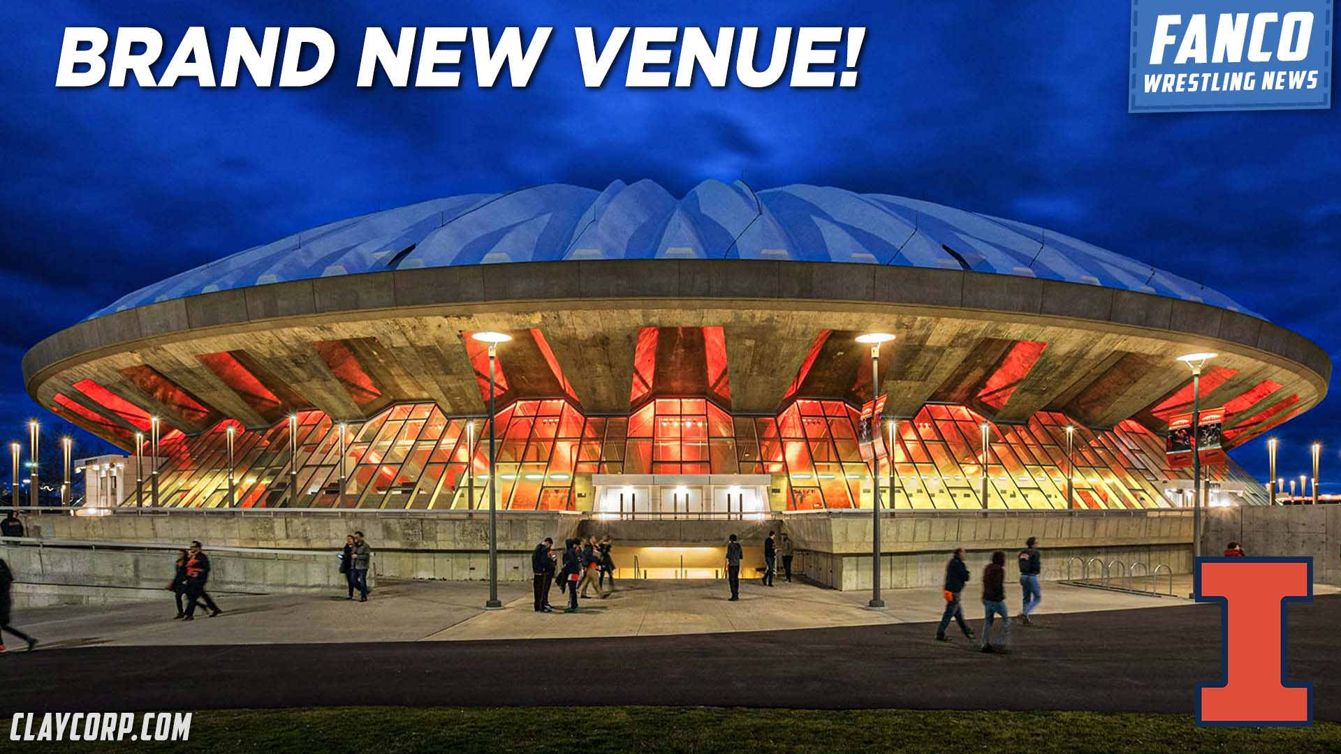 You are currently viewing Illini Wrestling Announces Move to State Farm Center