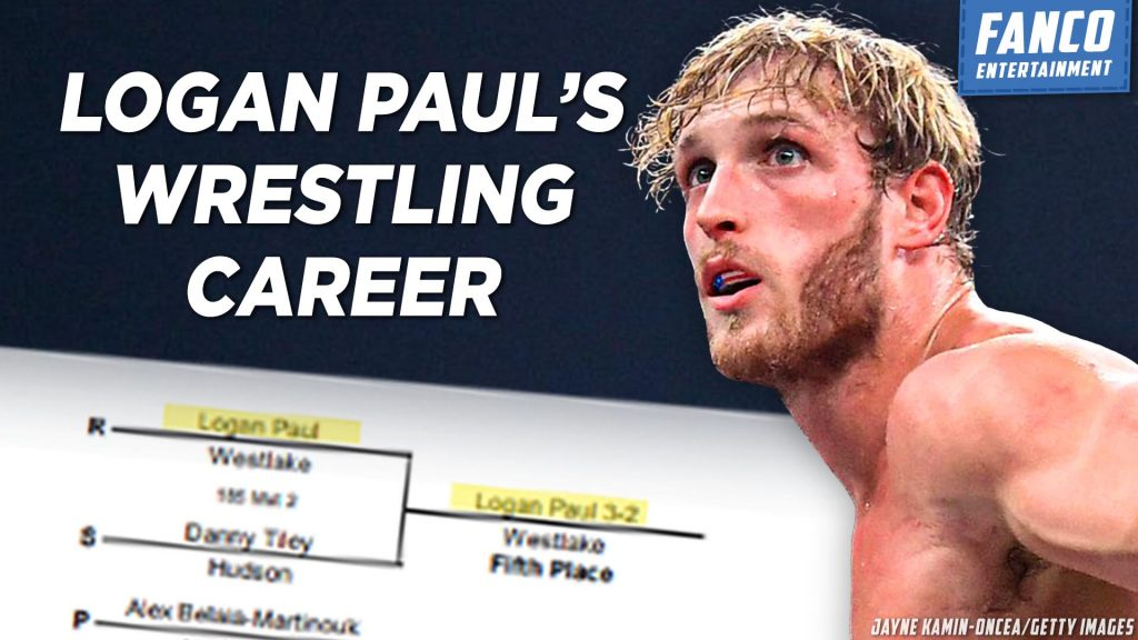 Read more about the article Logan Paul was Actually Pretty Good at Wrestling – Here are His High School Stats