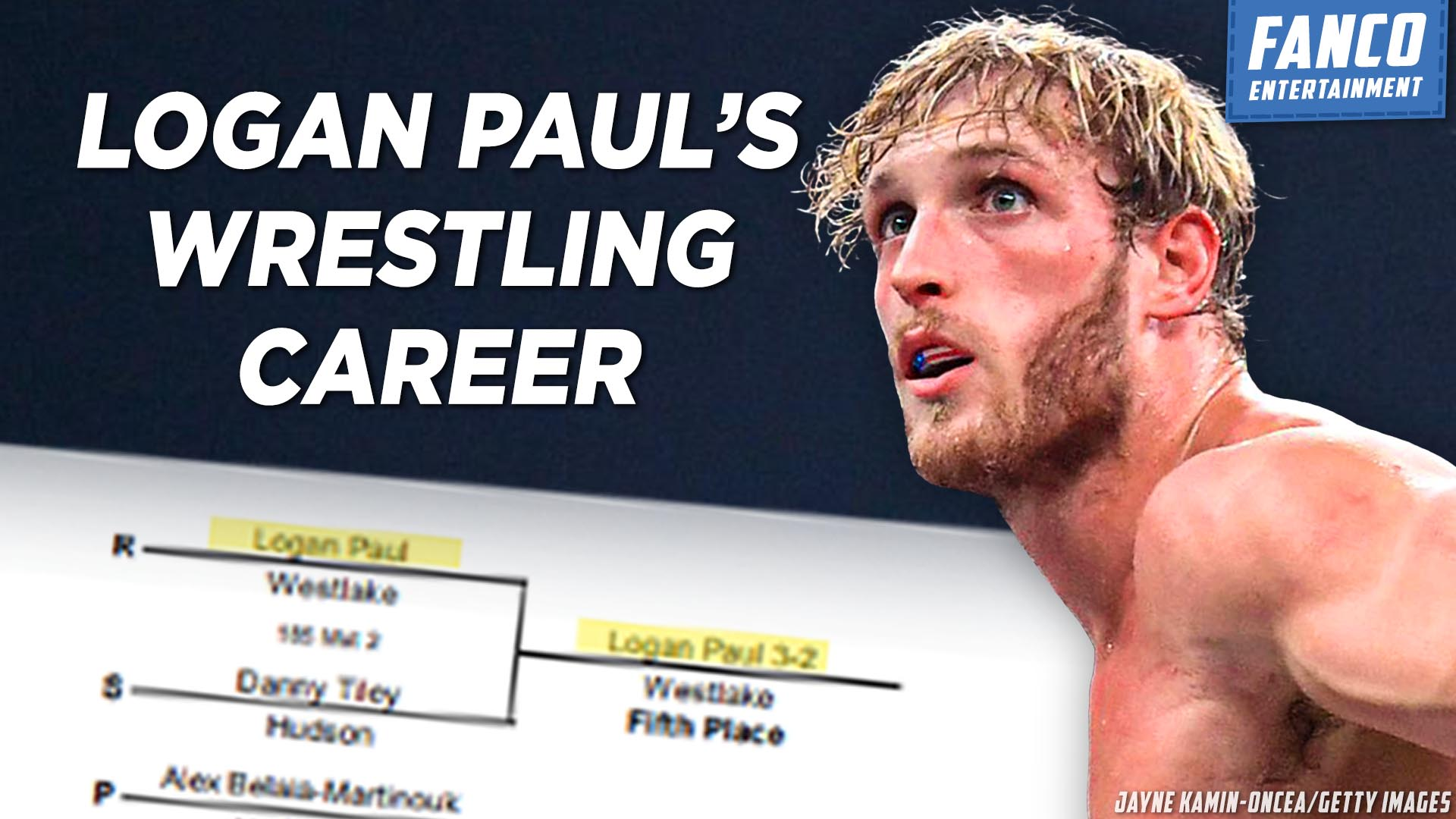 You are currently viewing Logan Paul was Actually Pretty Good at Wrestling – Here are His High School Stats