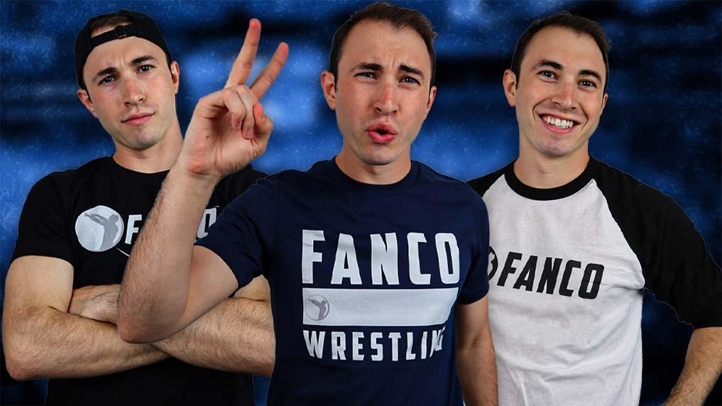 shop fanco wrestling