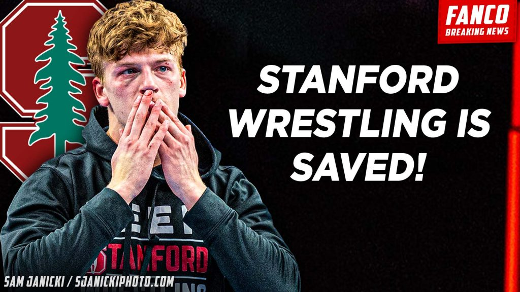 Read more about the article Don't Say Goodbye to Stanford Wrestling Just Yet. . .