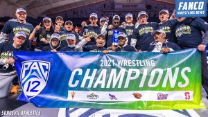 Read more about the article PAC-12 Announces Plans to Boost Wrestling Memberships