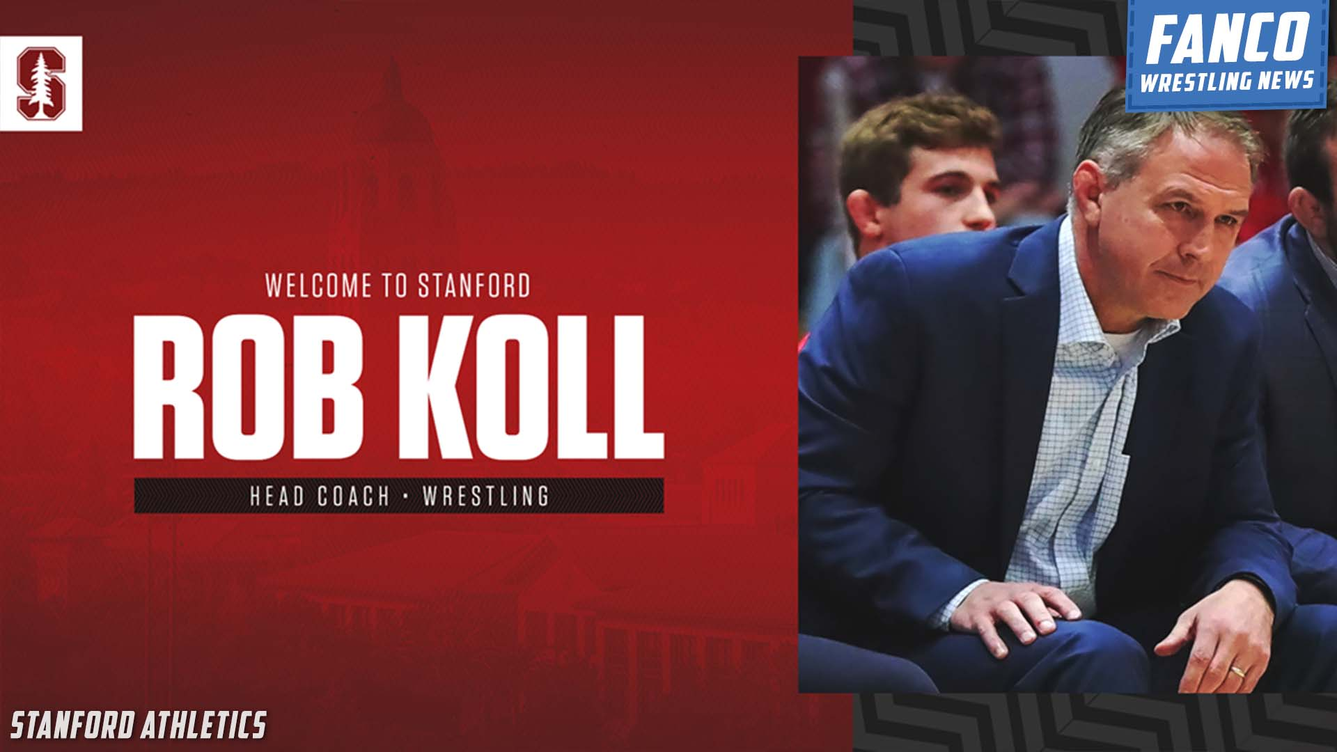 You are currently viewing Coach Rob Koll Leaves Cornell for Stanford