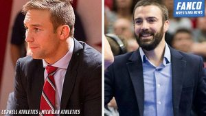 Read more about the article Vinson, Russell Added To Cornell Coaching Staff