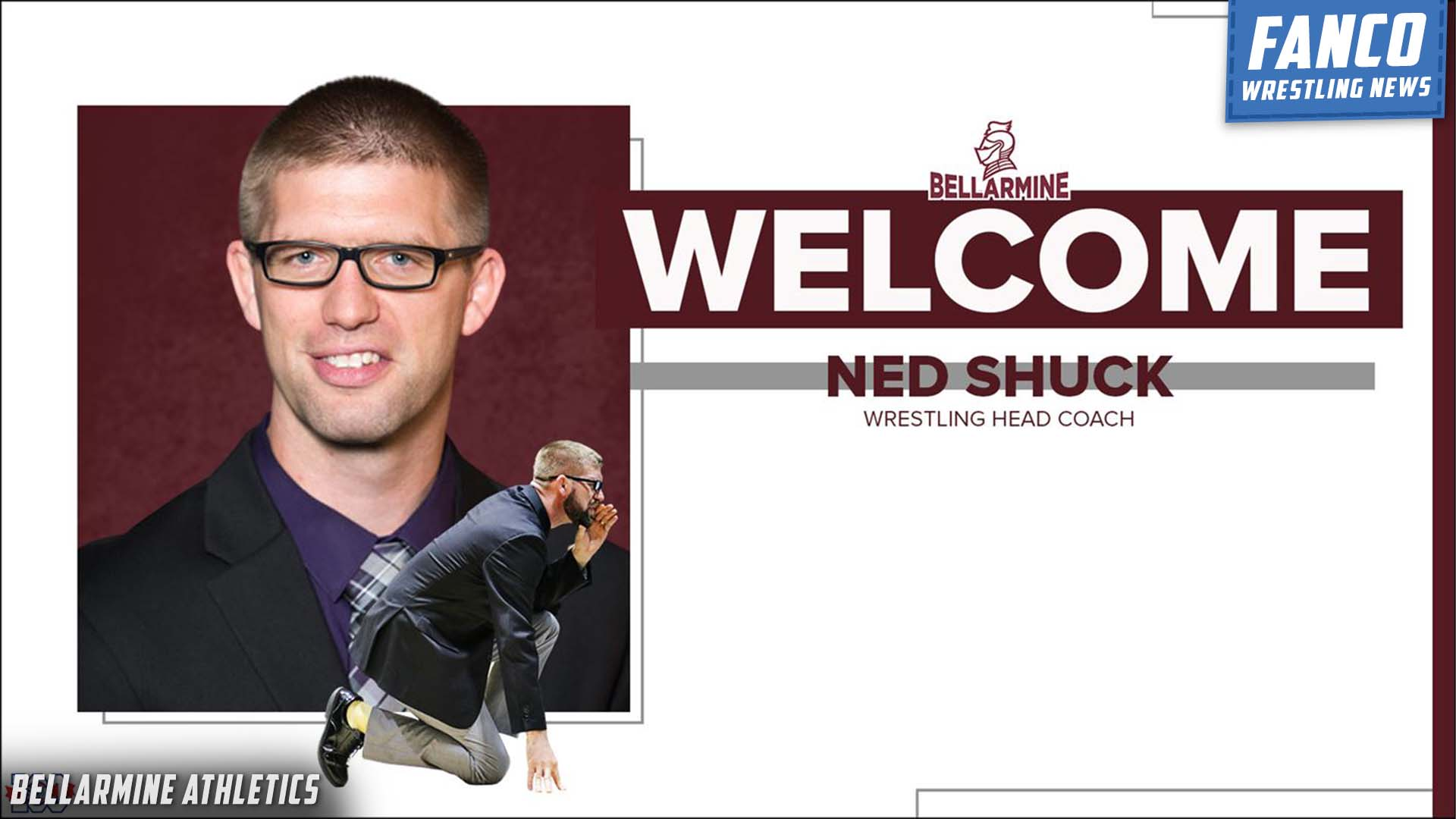 You are currently viewing Bellarmine Welcomes New Head Coach Ned Shuck