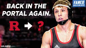 Read more about the article Nick Suriano Transfers Out of Rutgers, Posts Cryptic Message