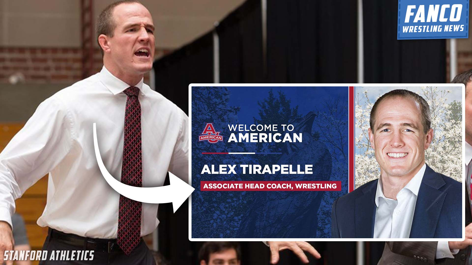 You are currently viewing Tirapelle & Borrelli are Coaching Together Again – This Time at American