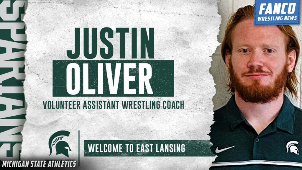 Read more about the article Michigan State Welcomes Justin Oliver to Staff
