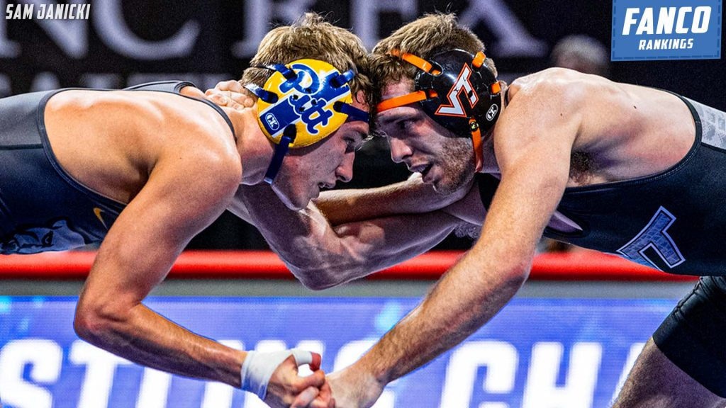 Read more about the article Ultimate ACC Wrestling Dual Rankings   2021-2022 Preseason
