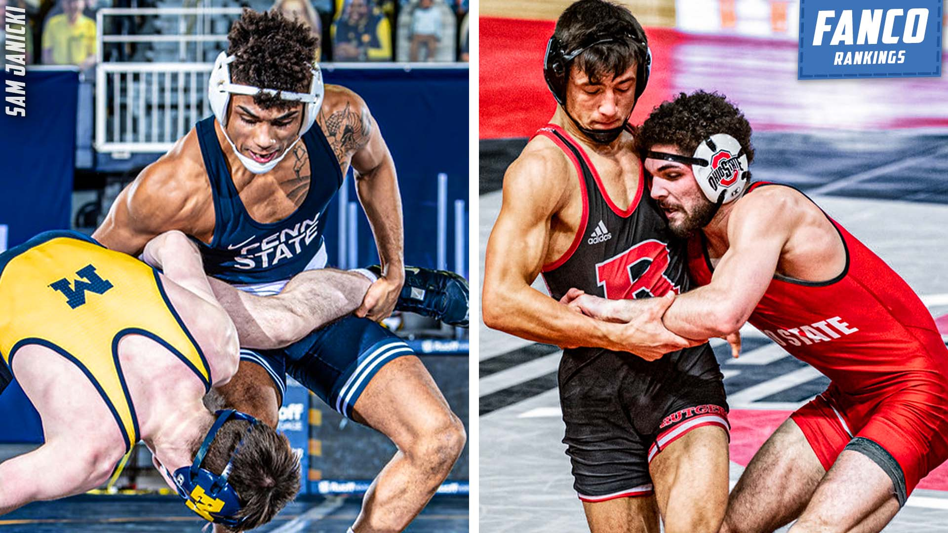 You are currently viewing Power Ranking All 14 Big Ten Wrestling Dual Teams | Preseason