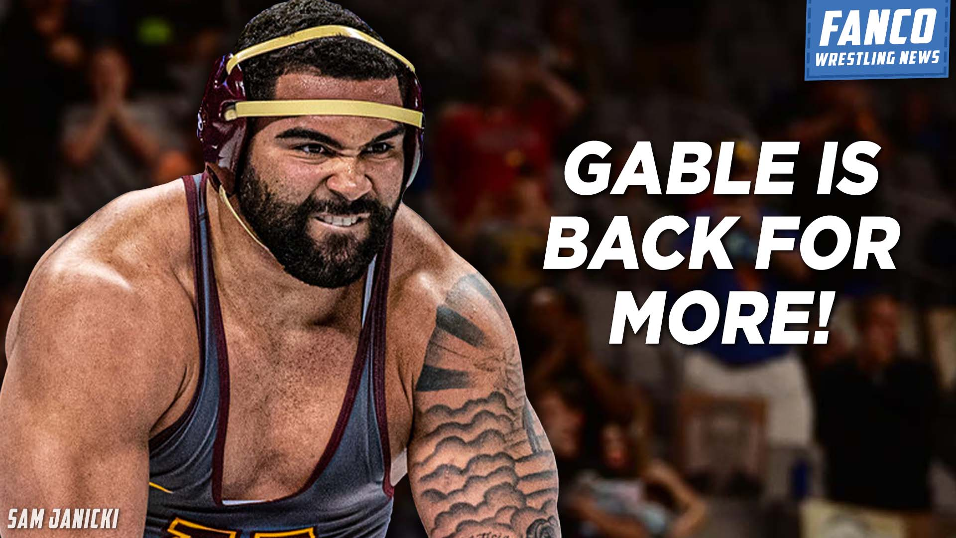 You are currently viewing Gable Steveson Announces Return to Minnesota Wrestling for 2022 Season