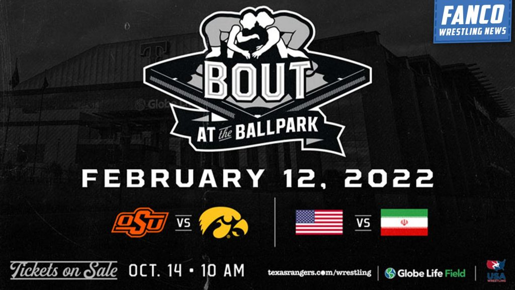 Read more about the article Details Emerge for Bout at the Ballpark: Iowa vs. Oklahoma State, USA vs. Iran