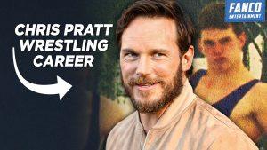 chris pratt high school wrestling career