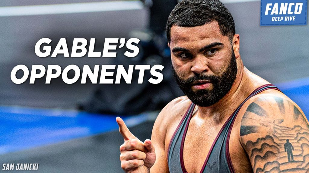 Read more about the article Gable Steveson's Opponents: Everyone Standing in the Way of His Second NCAA Title